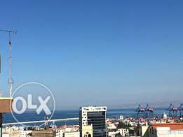 Appartment in achrafieh for sale with an unlockable sea view