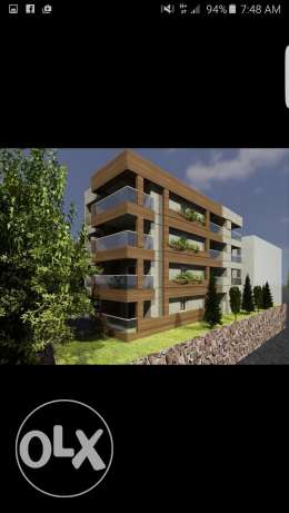 APPARTMENT for sale in hosrayel no down payment delivery 2017 جبيل -  2