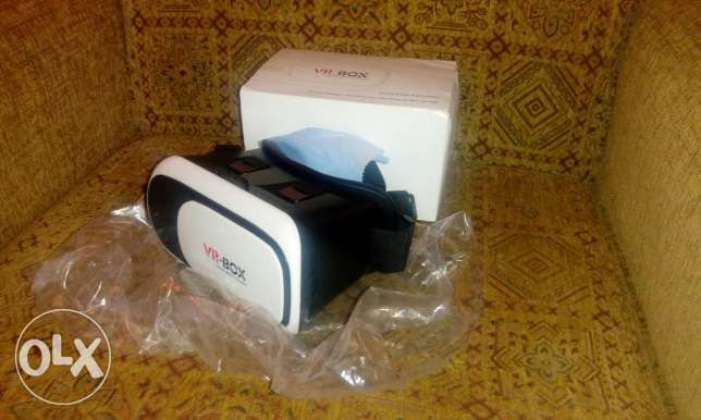 Vr box l asleye