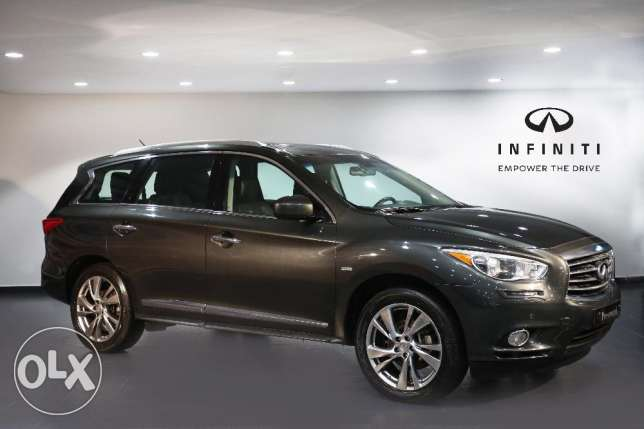 2013 Infiniti JX35 - 1 Owner Vehicle from RYMCO