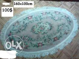 chinese carpet handmade imported from usa.100% wool with cotton