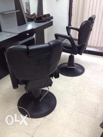 Kit for hair salon (coiffeur) بيت الشعار -  2