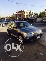 bmw x5 ajnabe model 2008 clean carfax 7 ma2a3ed 5are2 nadafe