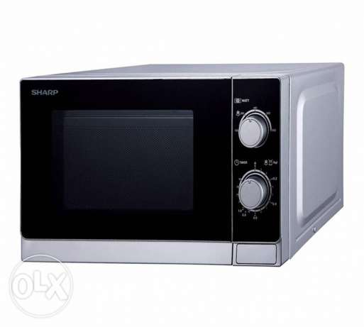Microwave Sharp 20L ميكرويف 20 ليتر