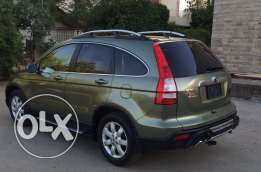 2008 Honda CRV EXL - Full Options - Clean carfax