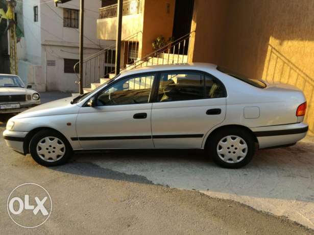 Toyota carina E 1996 gd condition for sale الغازية -  4