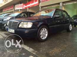 mercedes 230 E 4 cilendre model 90 look 95