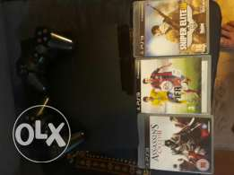 Ps3 2 joystick 3 games