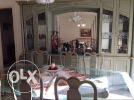 dinning room in very good condition