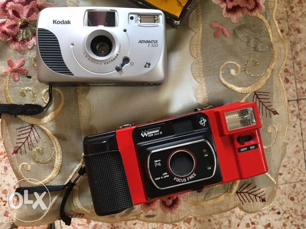 Old Style Cameras