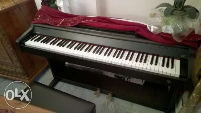 Electric Piano GEM RP-60, 7 Octave, Very Clean
