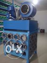 Zahle: Pipe fitting Machines / Pressure Hoses