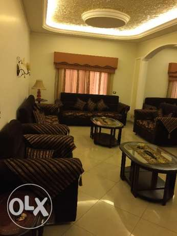 villa for sale in tripoli der عمار