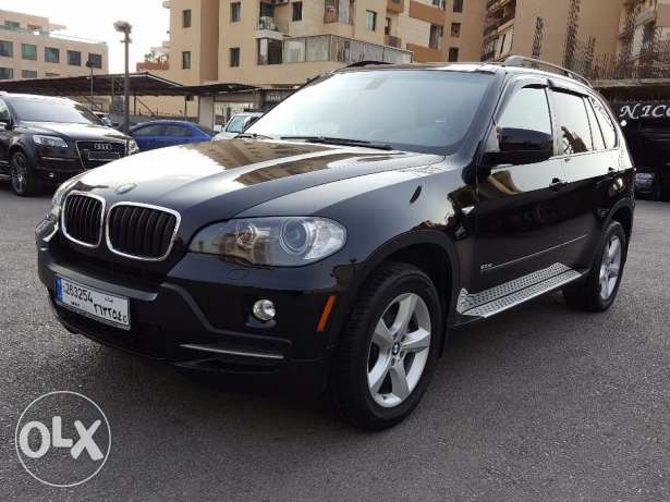BMW X5 2007 in excellent condition