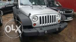 Jeep Wrangler Unlimited Clean Carfax