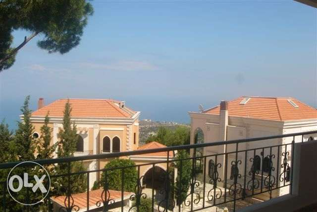 200 m2 furnished apartment for Rent $800/month in Fatka, Lebanon