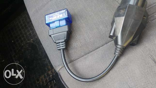 Bmw 20 to 16 pin scanner cable