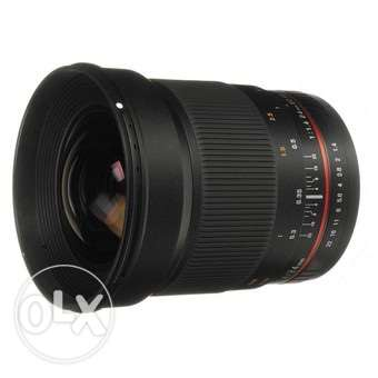 samyang 24mm lens for canon