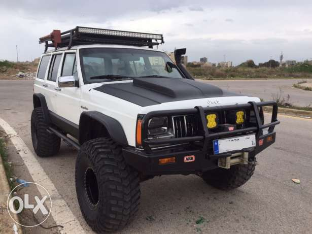 Jeep Cherokee - Off Road-Serious Buyers