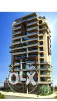 Furnished onebedroom apartment for rent in new building in Mar Mikhael