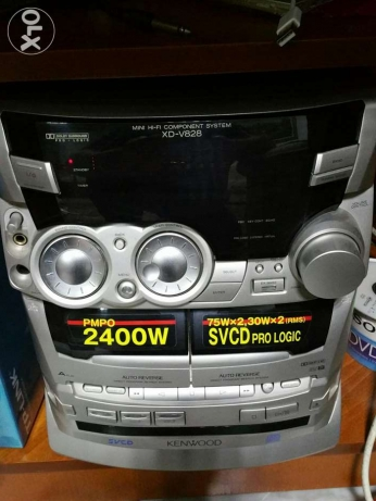 Stereo & subwoufer for pc