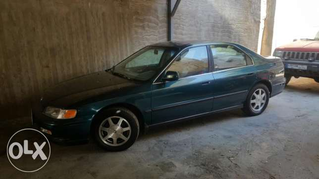 honda accord 95 full options
