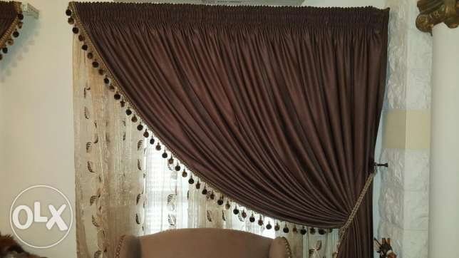 For sale 3 curtains