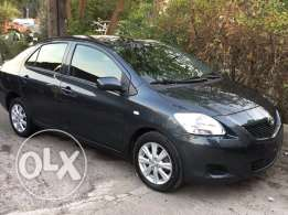 Toyota Yaris 2009 full automatic شركة لبنان