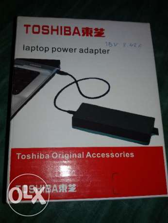 Toshiba laptop charge