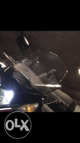 Givi Airflow lal Honda Silver Wing صنايع -  2