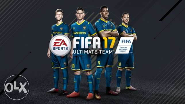 Fifa ultimate team 17 coins for sale
