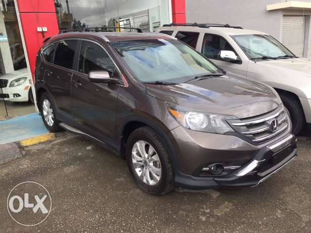 honda crv model 2012 ajnabeye super vlean full option