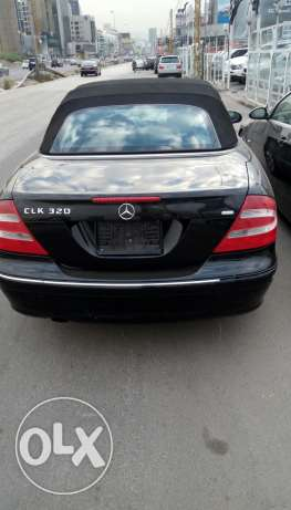 Merecedes clk 320 model 2004 full option 03/843812 ذوق الخراب -  2