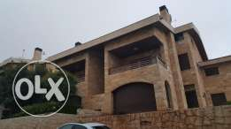 Duplex Chalet For Rent in FAQRA