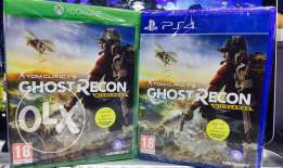 ghost recon wild land ps4 and xboxone