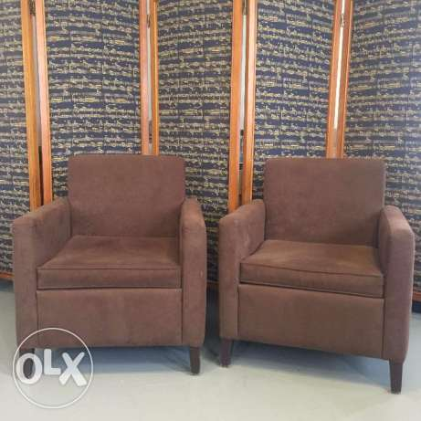 Set of Single Couches