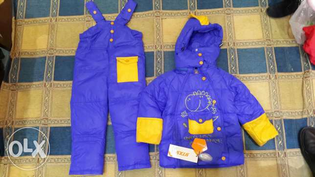 Snow suits for kids