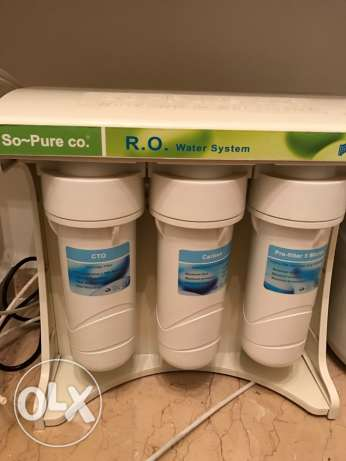 water filter so pure super good condition