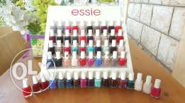 Essie vernis with stand