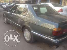 bmw 735i 1989 for sale