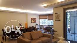 Furnished Apartment with Terrace for Rent in Beit El Chaar