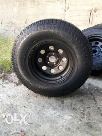 Rims and wheels for sale