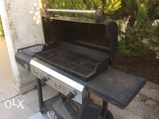 gas grill :CHARBROILER الشوف -  2