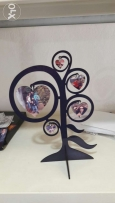 Customised Small family tree