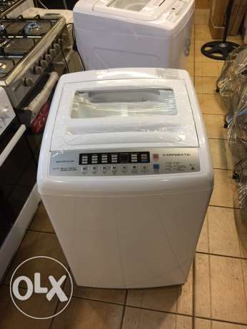 campomatic top loading washer ( new in box)