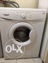 whirlpool washer 6Kg new not used at all غسّالة غير مستعملة