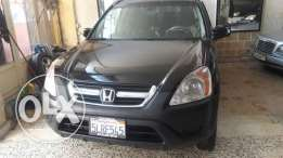 Honda crv Ex model 2004 4x4
