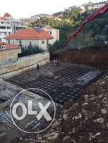 underconstruction project in qneitra ( ornit chehwan)