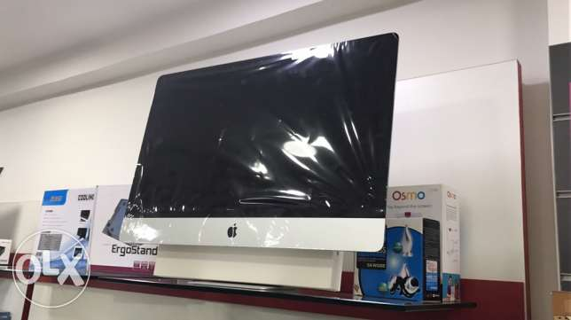 imac 27 inch md 095 with magic keyboard and mouse new with box