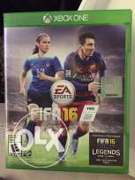 exchange fifa 2016 xbox one with another xbox one game